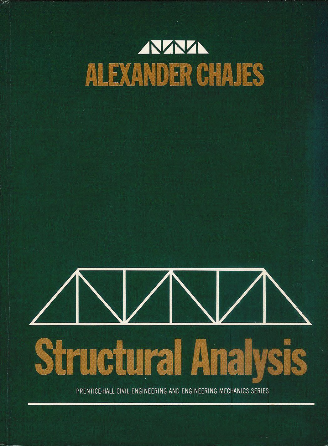 structural analysis solutions manual by alexander chajes