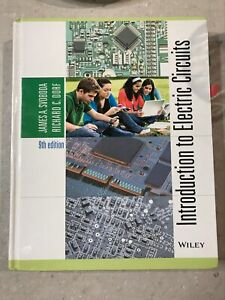 introduction to electric circuits 9th edition solution manual svoboda