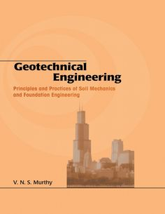 geotechnical engineering by vns murthy solution manual