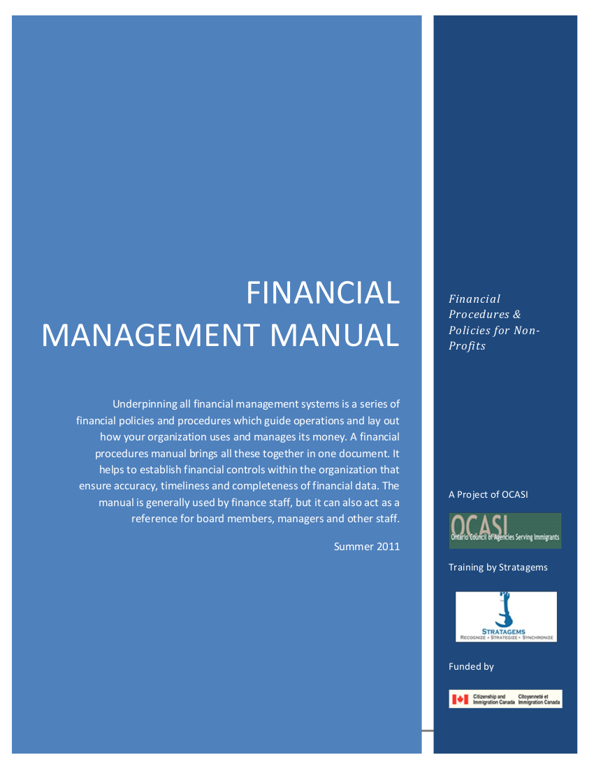 financial management and policy solution manual