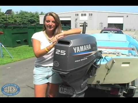 25 hp yamaha outboard owners manual