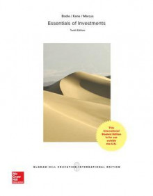 essentials of investments solutions manual 10th edition