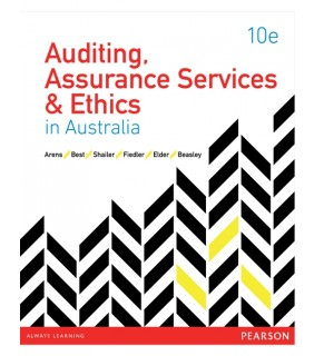 auditing assurance services and ethics in australia solution manual