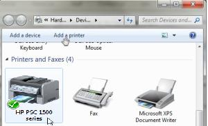 how to connect hp printer to wifi manually
