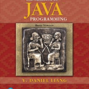introduction to java programming 8th edition solutions manual pdf