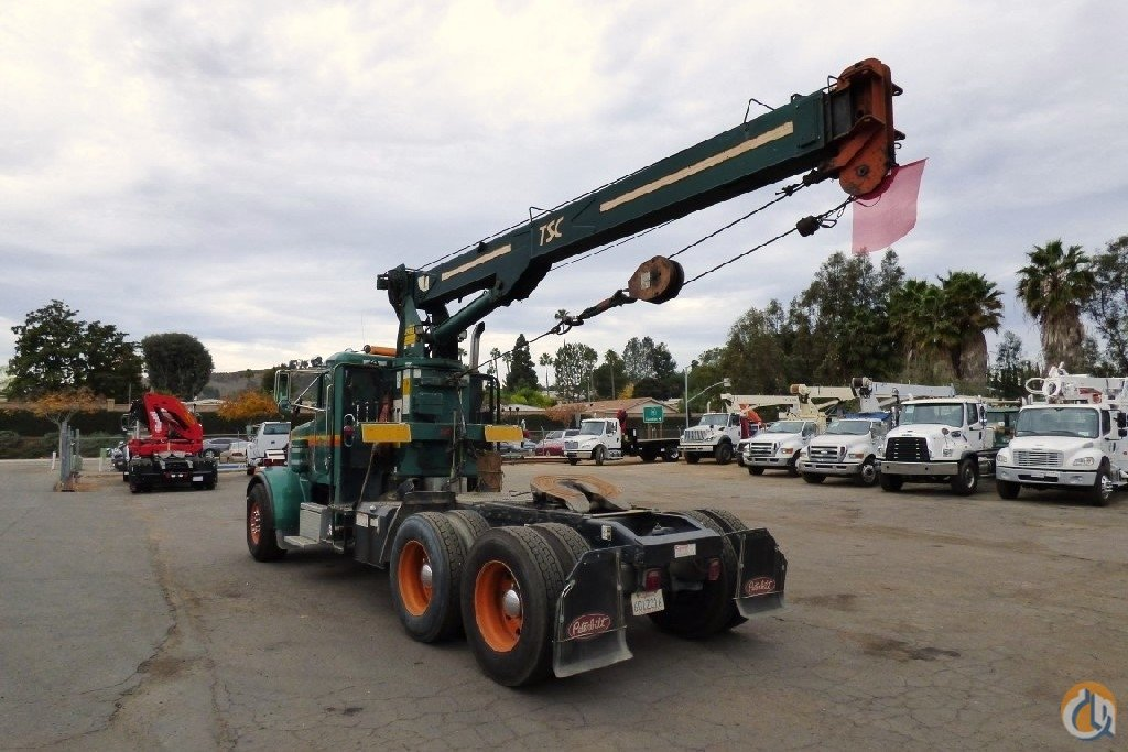 ustc 110-35 trolley boom parts manual
